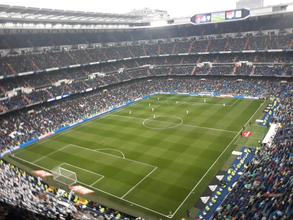 La Liga Match Day 20 Review - Modric inspires Real Madrid as Battle for 4th opens up