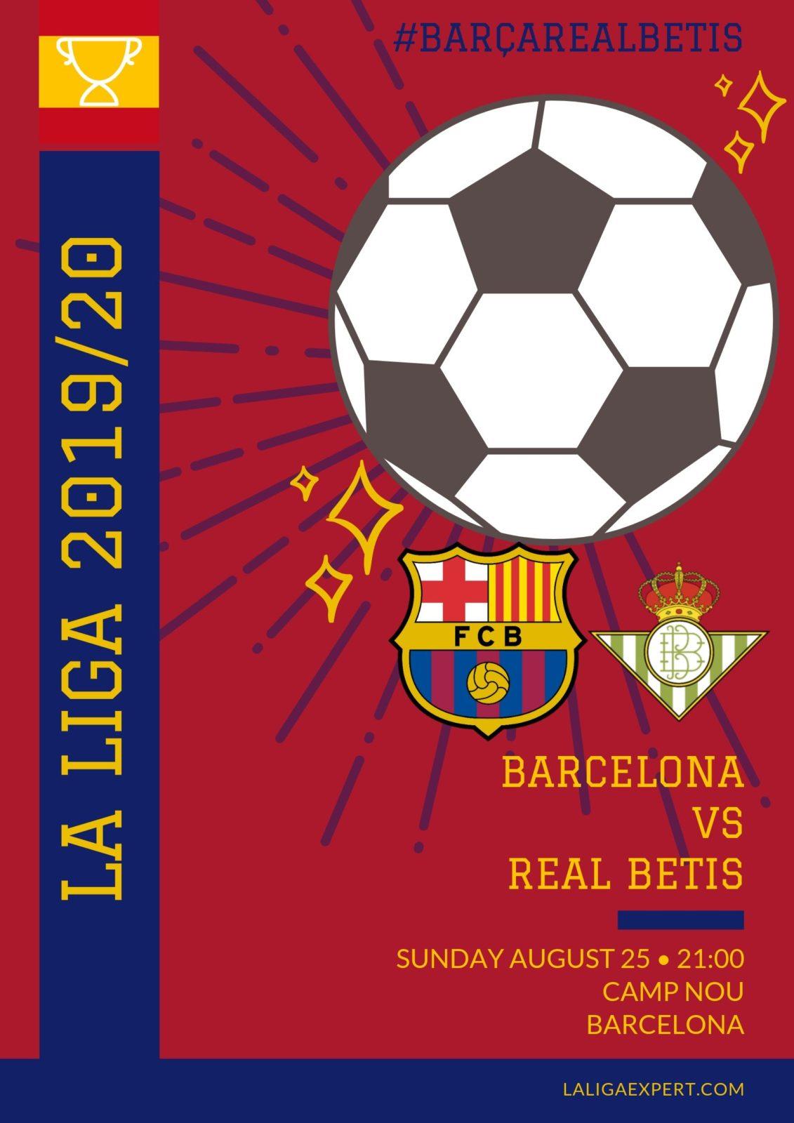 Calendario Betis 2020.Barcelona Vs Real Betis Match Preview Prediction La Liga Expert