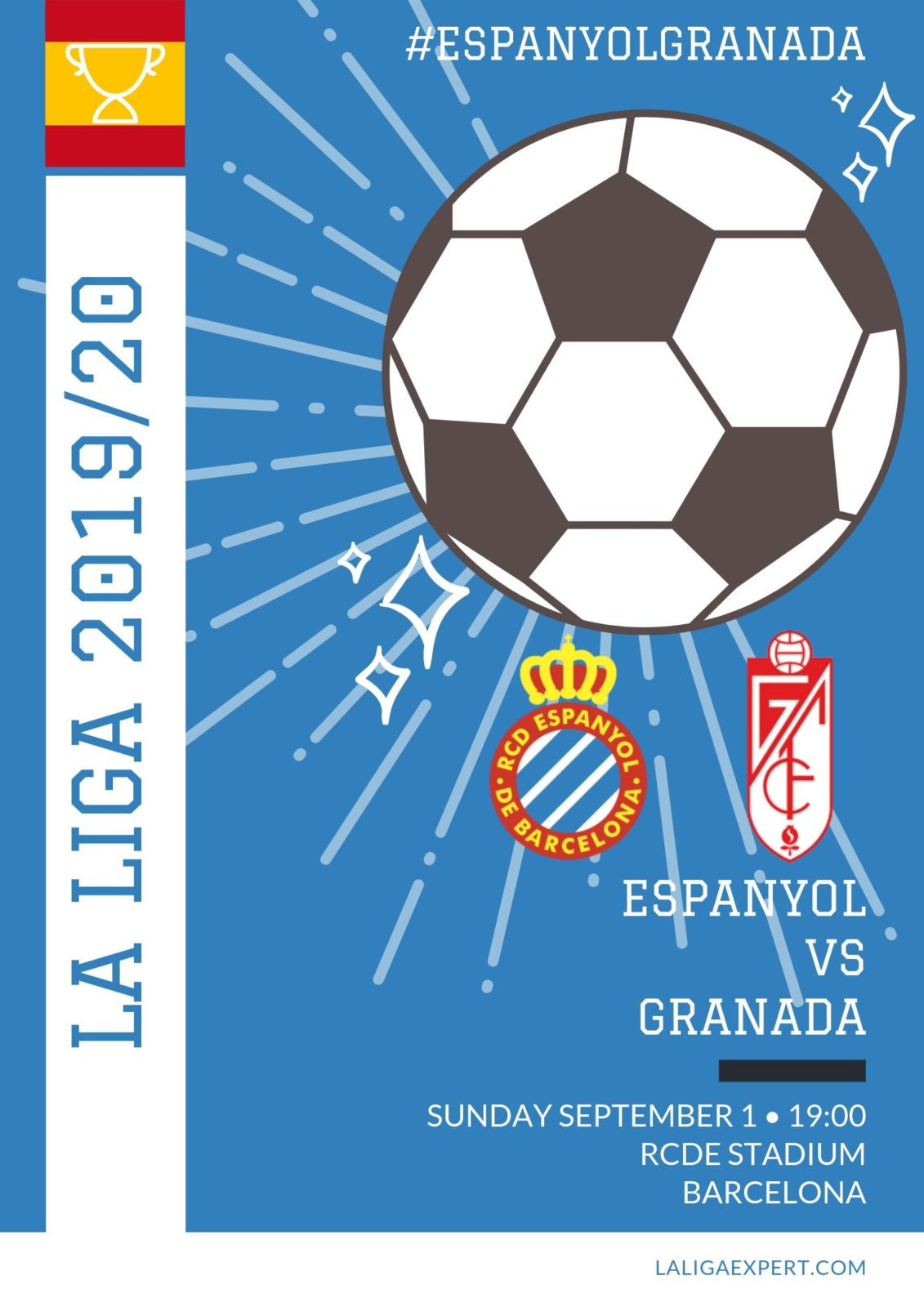 Espanyol vs Granada Match Preview & Prediction - La Liga Expert