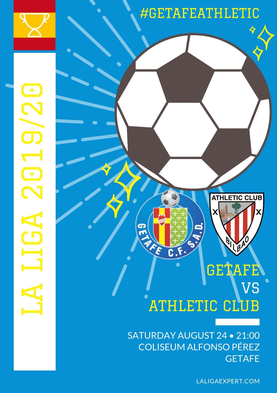 Getafe athletic bilbao betting preview tab betting vouchers in education