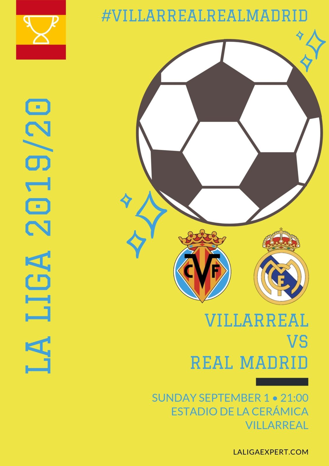 Calendario Del Villarreal.Villarreal Vs Real Madrid Match Preview Prediction La