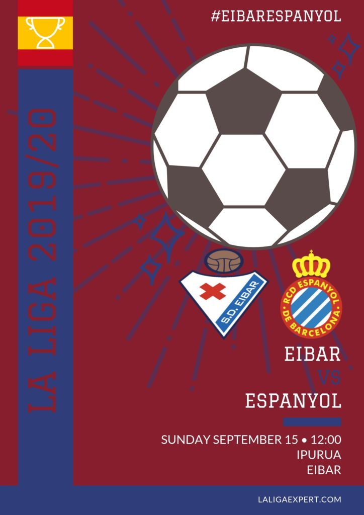 Eibar vs espanyol betting expert predictions aiding and abetting meaning of name