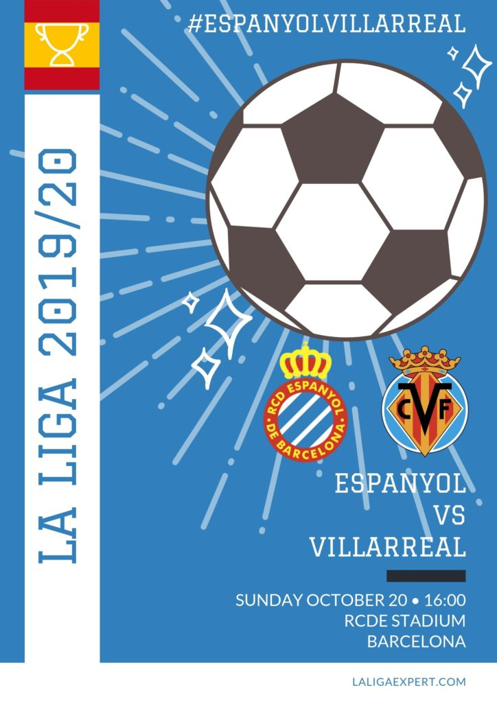 Espanyol Vs Villarreal Match Preview Prediction La Liga Expert