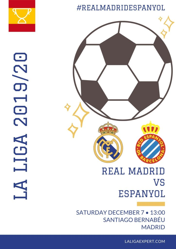 Espanyol v Real Madrid: Betting Tips, Odds & Predictions