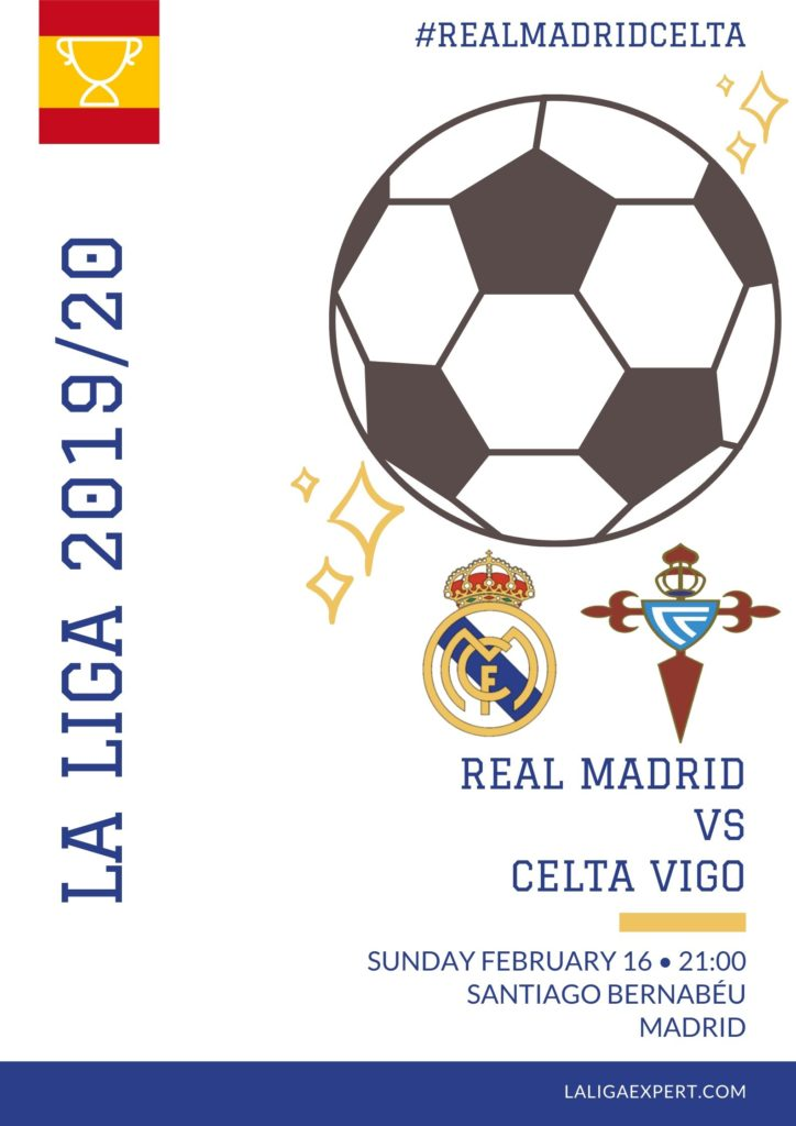 real madrid vs celta vigo - photo #1