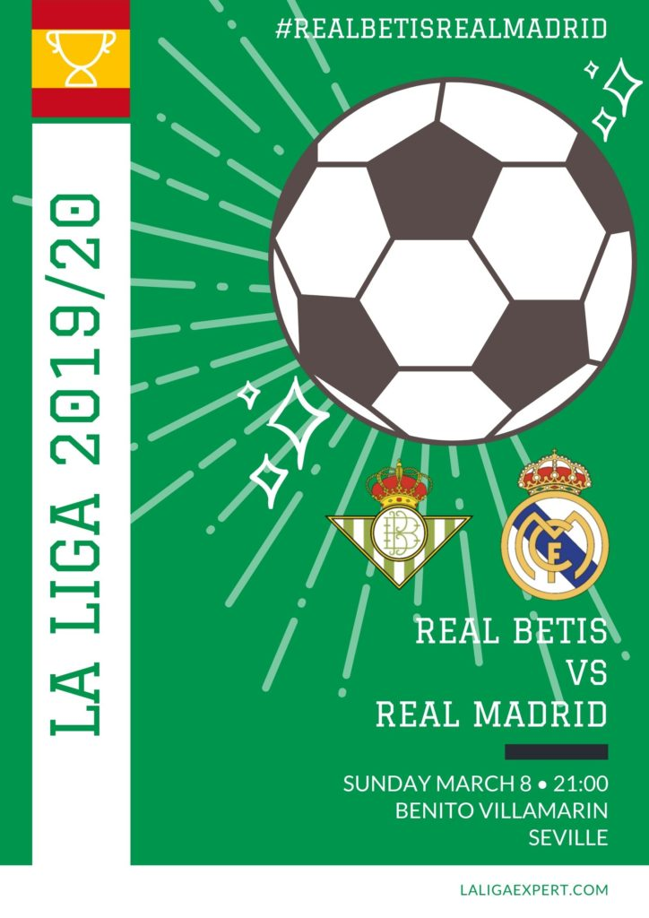 Betis vs real madrid betting expert trading software for binary options