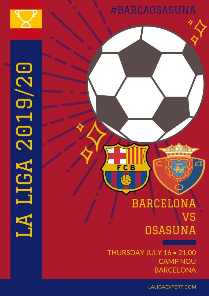 Barcelona Vs Osasuna Match Preview Prediction Laliga Expert