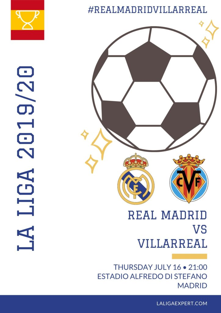 Liga : le Real Madrid lâche deux points à Villarreal