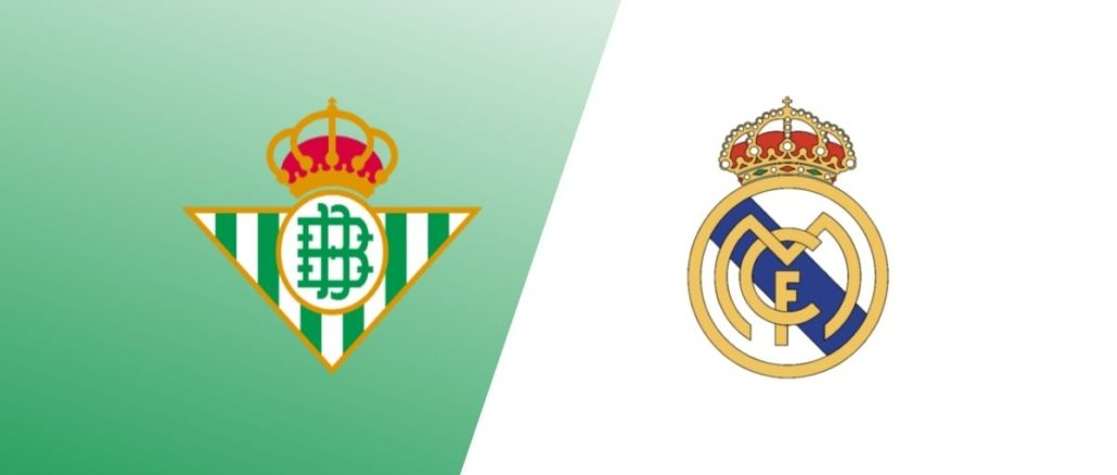 Betis vs real madrid betting previews uwin sports betting