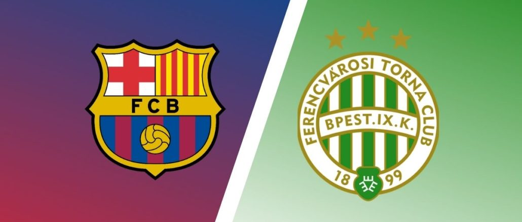 Ucl Match Preview Barcelona Vs Ferencvaros Predictions Team News H2h