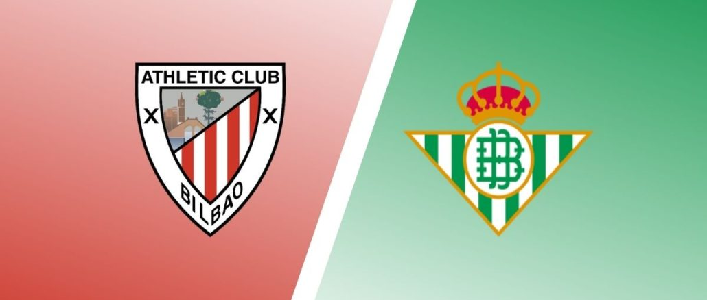 Real betis vs athletic bilbao betting tips top rated sports betting websites