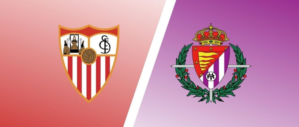 Sevilla v valladolid betting preview f1 betting odds 2021